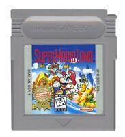 Super Mario Land (Nintendo Game Boy, 1989) Good Used Condition