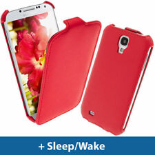 Cover e custodie rosso semplice per Samsung Galaxy S4