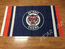 Detroit Tigers 3x5 Feet Banner Flag MLB baseball