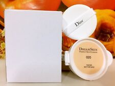 DIOR CAPTRUE TOTALE DREAM SKIN PERFECT SKIN CUSHION Refill 15g C#020 LIGHT BEIGE