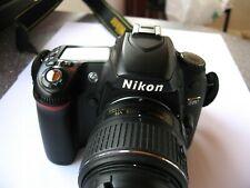 Nikon D80 body fotocamera digitale DSRL condizioni eccellenti.
