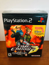 Time Crisis 3 with Guncon Bundle (PS2) Brand New, Near-Mint!