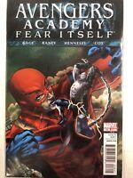 Avengers Academy #16 Comic Book Marvel 2011 Fear Itself