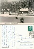 Ansichtskarte Seyde-Hermsdorf (Ost-Erzgebirge) Zwergbaude 1968