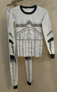 Hanna Andersson Star Wars Costume Organic PJs Pajamas Long Johns Size 160cm 14