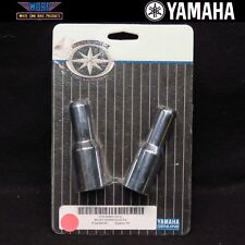 NEW OEM YAMAHA ROAD V STAR  BILLET CHROME SPARK PLUG CAPS COVERS STR-4WM27-65-01