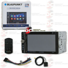 NEW BLAUPUNKT 2DIN CAR NAVIGATION 6.2 TOUCHSCREEN DVD CD PLAYER USB & BLUETOOTH