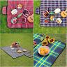 Large Waterproof Outdoor Garden BBQ Picnic Blanket Sand Beach Mat Camping Pad