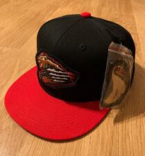2019 Fresno Grizzlies Tacos Changeable Logo Snapback Cap Hat NEW
