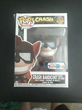 Funko Pop Games Crash Bandicoot Toys R Us Exclusive Crash Bandicoot With Jetpack