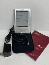 "Sony Tablet  E-Reader 5"" Ebook Reader PRS-300 500MB Tablet With Soft Case.-G7"