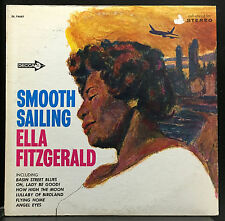 Ella Fitzgerald Smooth Sailing LP Mint- 1967 Stereo USA Decca WLP Promo DL 7488