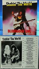 Bloodgood - Live Volume Two Shakin' The World (CD, 1990, Intense Records, USA)