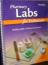 Pharmacy Labs for Technicians: Building Skills in
