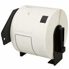 1 Roll of 800 Labels 29x62mm for Brother QL-1110NWB, QL-560VP, QL-650TD, QL-810W