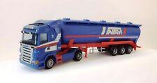 "AWM 73816 Scania R Kippsilo-Sattelzug ""INTRA"", Maßstab 1 : 87   Neuware"