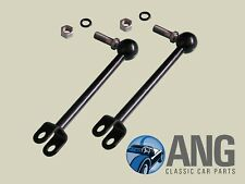 MGB, MGB-GT '62-'80 FRONT ANTI ROLL BAR DROP LINKS x 2 (AHH6543, AHH6544)