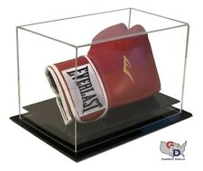 Horizontal Boxing Glove Display Case Counter or Desk Top by GameDay Display