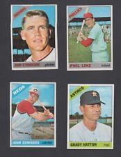 . John O'Donoghue #501 1966 Topps Baseball Card - Nice Mid Grade Card