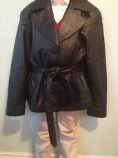 womens wilson leather Coat