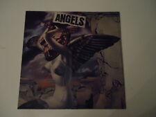 The Angels From Angel City – Beyond Salvation - Chrysalis Vinyl LP  1989