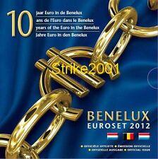 Euro BENELUX 2012 in Folder Ufficiale