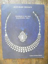 Catalogue de vente Drouot 21 mai 2010 - Jean-Marc Delvaux
