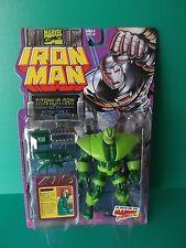 "Iron Man Titanium Man w/Retractable Blade 5""IN Action Figure  1995 TOY BIZ"