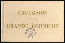 EXCURSION DE LA GRANDE CORNICHE - BELVÉDÈRE D'EZE