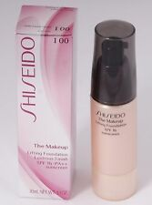 Shiseido The Makeup Lifting Foundation SPF 16 Very Light Ivory I00 1.1 oz