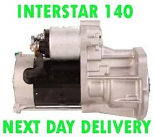 NISSAN INTERSTAR 140 2003 2004 2005 2006 2007 2008 2009 > on RMFD STARTER MOTOR