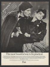 FUR - The American Fur Industry 1980 Vintage Print Ad