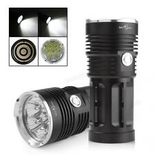 10000LM SKYRAY 7 x CREE XM-L T6 LED Waterproof Hunting 3 Modes Flashlight Torch