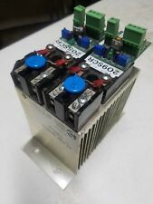 Control Concepts SCR Power Controller 1600-PM2-01/ (2) 1652-48-40-USD