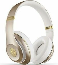 Beats by Dr. Dre MHDM2ZM/B Wireless Over ear Headphones Gold Solo 2