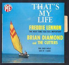 FREDDIE LENNON 45T Père JOHN LENNON / BEATLES / RARISSIME EP COLLECTOR NEUF MINT