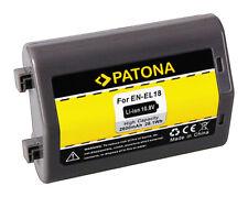 Batteria Patona 10,8V 2600mah per Nikon EN-EL18