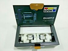 LOOK PEDALS QUARTZ - white