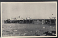 Kent Postcard - Margate Pier & Lifeboat House    RS9507