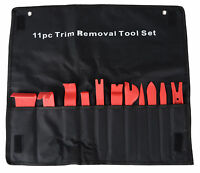 New 11pc Trim and Moulding Removal Bodyshop Garage Pro Tool Set Car Van
