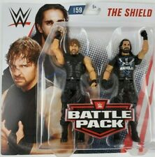 WWE The Shield Dean Ambrose Seth Rollins Battle Pack 59