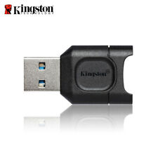 Kingston NEW MobileLite Plus UHS-I UHS-II USB-A microSD Card Reader FCR-MLPM