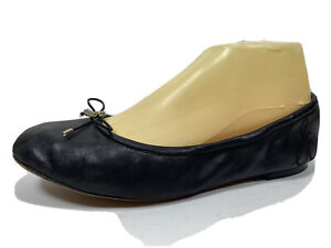 Sam Edelman Felicia Leather Ballet Flats Womens 7.5 Wide