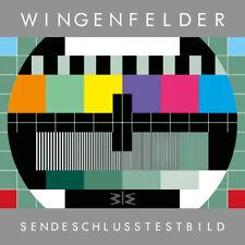 Wingenfelder: SendeschlussTestbild (Doppel-CD, Pop/Rock, 2020 - NEU/OVP)