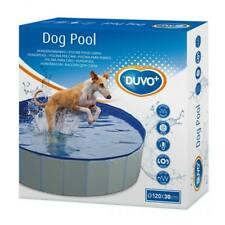 Hundepool Dog Pool Hund Schwimmbecken Planschbecken Hundebecken Ø 120 x 30 cm