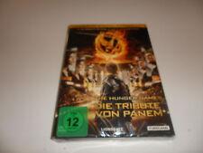 DVD  Die Tribute von Panem - The Hunger Games