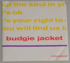 "7"" US**BUDGIE JACKET - WORLD'S FAMOUS EP (PARASOL RECORDS '93)***11436"