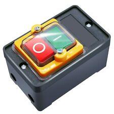 Onoff Start Stop Switch Self Locking Shut Off Switch 10a Ac 220v380v Kao 5m