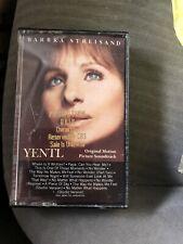 Barbra Streisand Yentl Tape Cassette Album Columbia M-