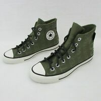Converse Chuck Taylor All Star Shoes Olive Green Gore Tex Branded Sz 3.5 Eur 36
